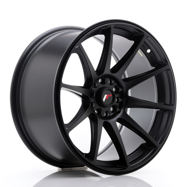 JR Wheels JR11 18x9,5 ET22 5x114/120 Flat Black