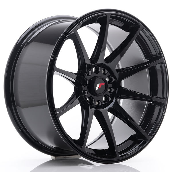 JR Wheels JR11 18x9,5 ET22 5x114/120 Gloss Black