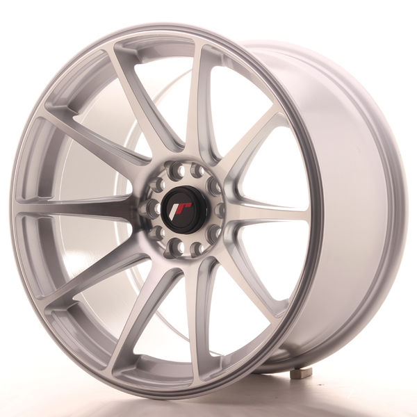 Japan Racing JR11 18x9,5 ET22 5x114/120 Silver Mac