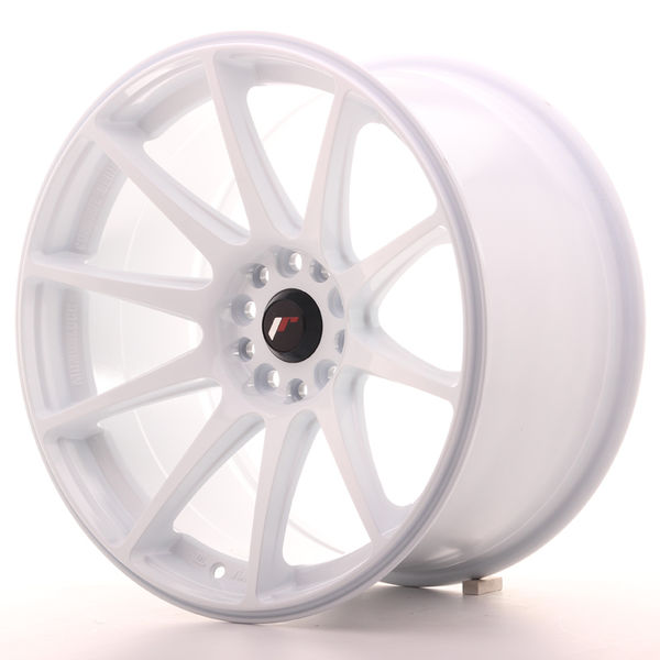 Japan Racing JR11 18x9,5 ET22 5x114/120 White
