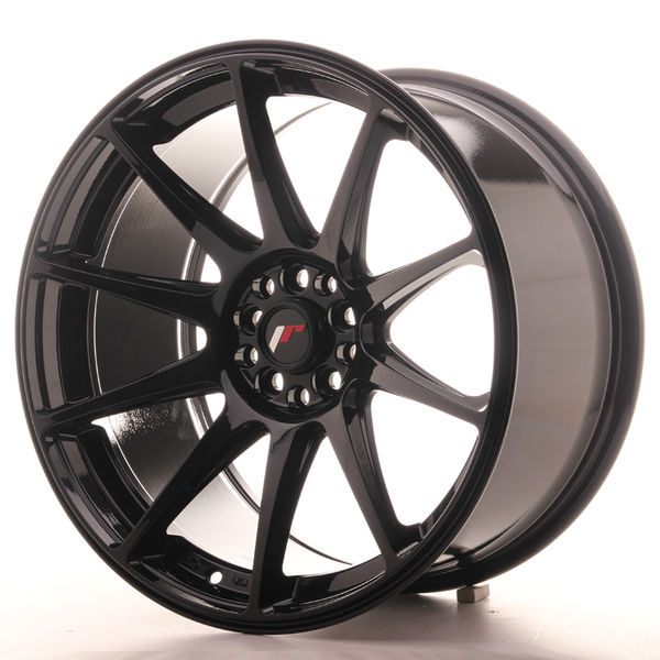 Japan Racing JR11 18x9,5 ET30 5x100/108 Glossy Bla
