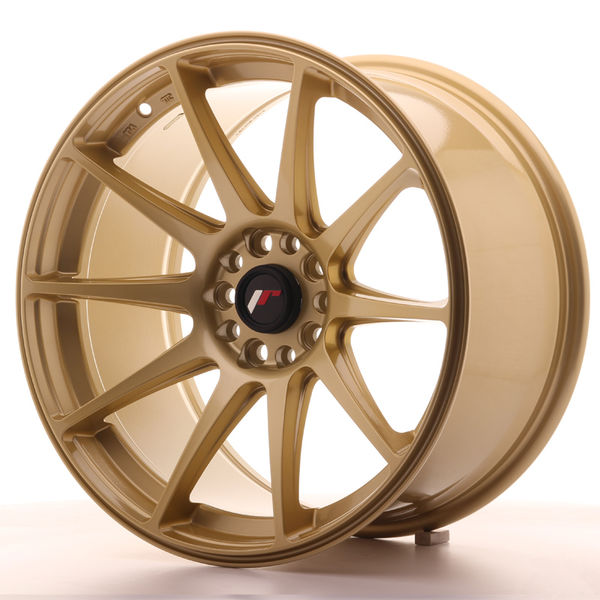 Japan Racing JR11 18x9,5 ET30 5x100/108 Gold