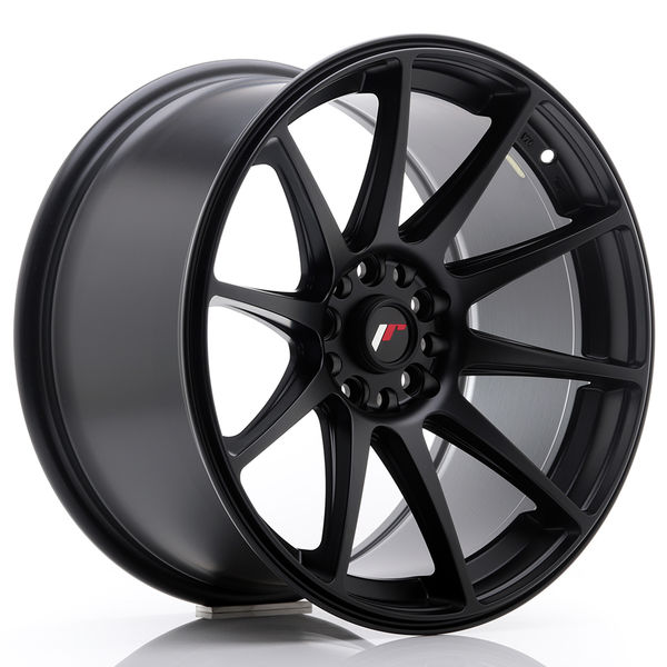 JR Wheels JR11 18x9,5 ET30 5x100/120 Flat Black