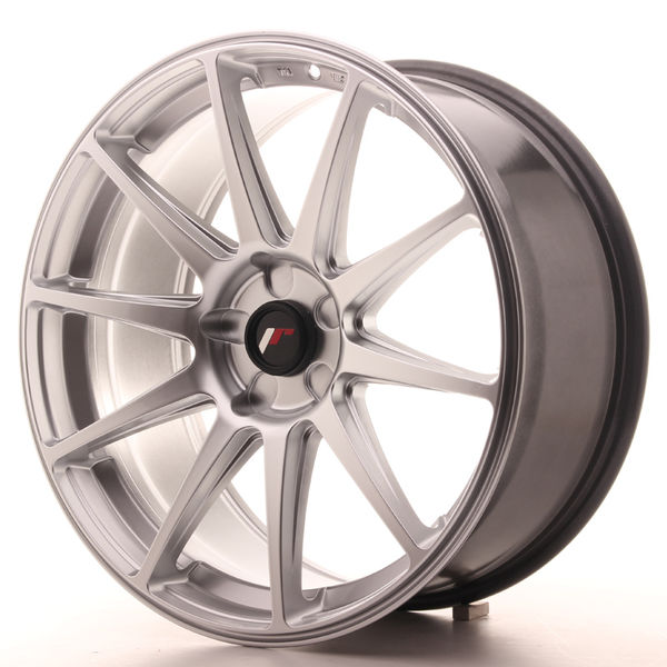 Japan Racing JR11 19x8,5 ET35-40 5H Blank Hyper Si