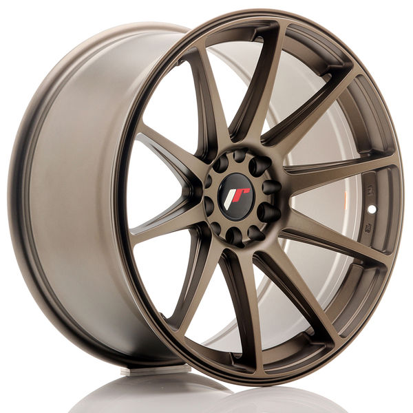 JR Wheels JR11 19x9,5 ET35 5x112/114,3 Bronze