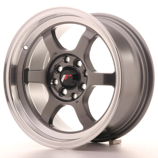 Japan Racing JR12 15x7,5 ET26 4x100/114 Gun Metal