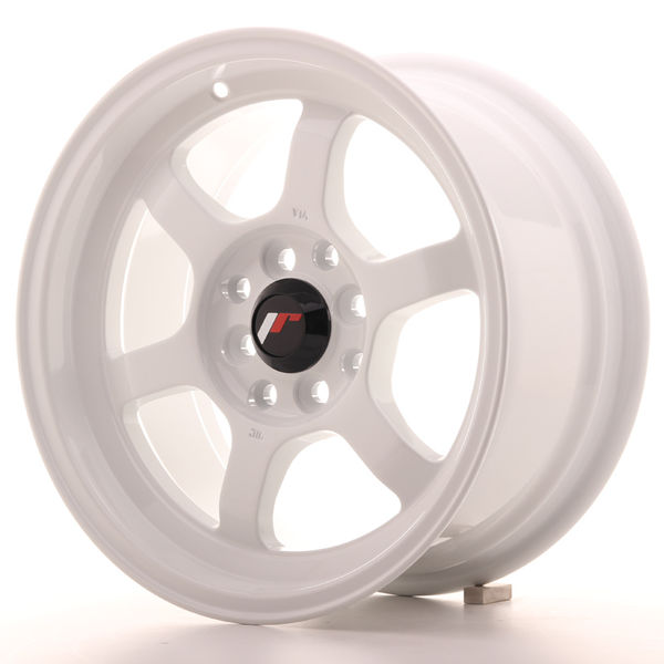 Japan Racing JR12 15x7,5 ET26 4x100/114 White