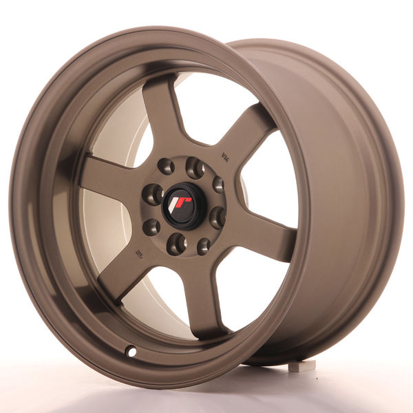 Japan Racing JR12 16x9 ET10 4x100/114 Bronze