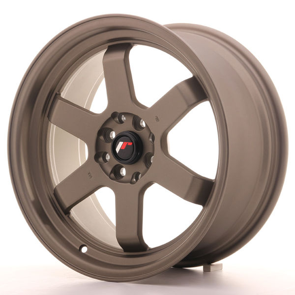 Japan Racing JR12 17x8 ET33 4x100/114 Bronze