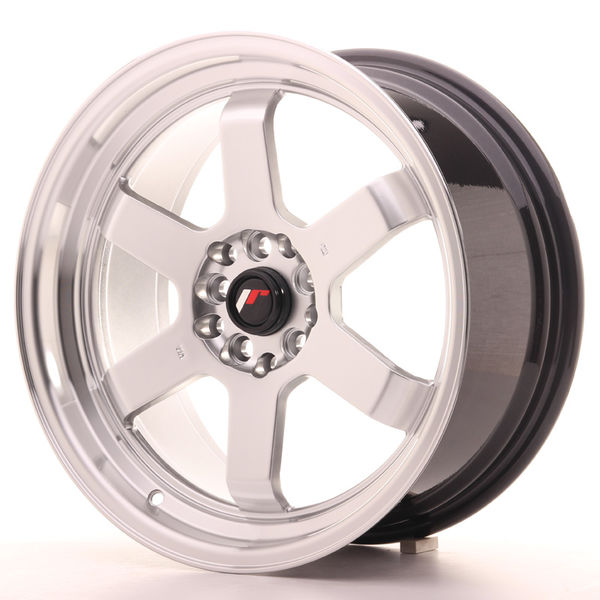Japan Racing JR12 17x8 ET33 4x100/114 Hyper Silver