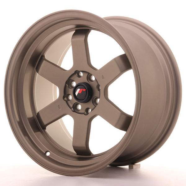 Japan Racing JR12 17x9 ET25 5x100/114 Bronze