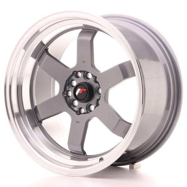Japan Racing JR12 17x9 ET25 5x100/114 Gun Metal