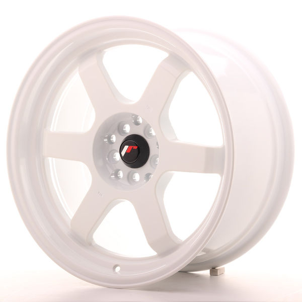 Japan Racing JR12 18x9 ET25 5x114/120 White