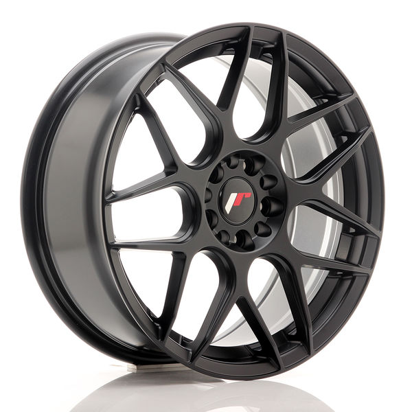 JR Wheels JR18 18x7,5 ET40 5x112/114 Matt Black