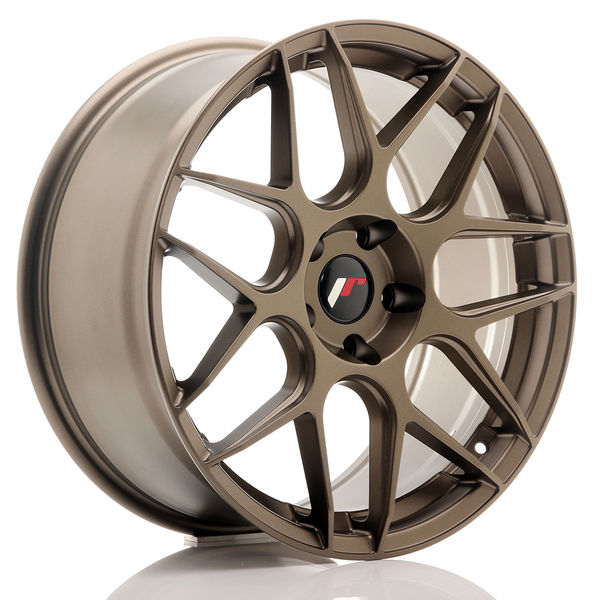 JR Wheels JR18 19x8,5 ET40 5x112/114,3 Matt Bronze