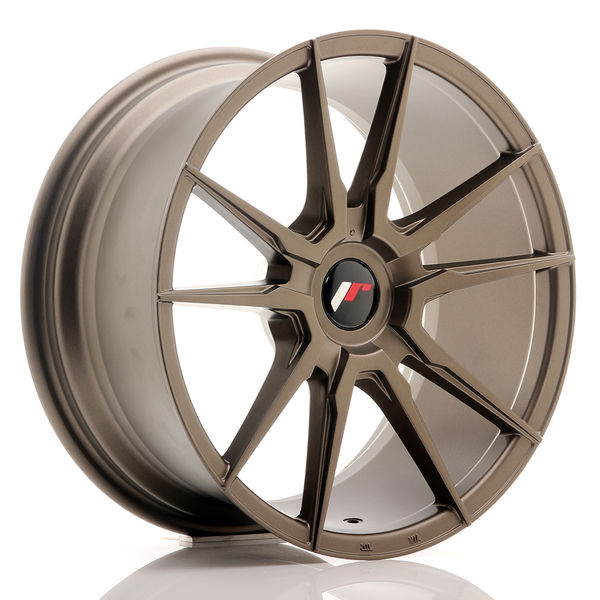 JR Wheels JR21 18x8,5 ET30-40 BLANK Matt Bronze