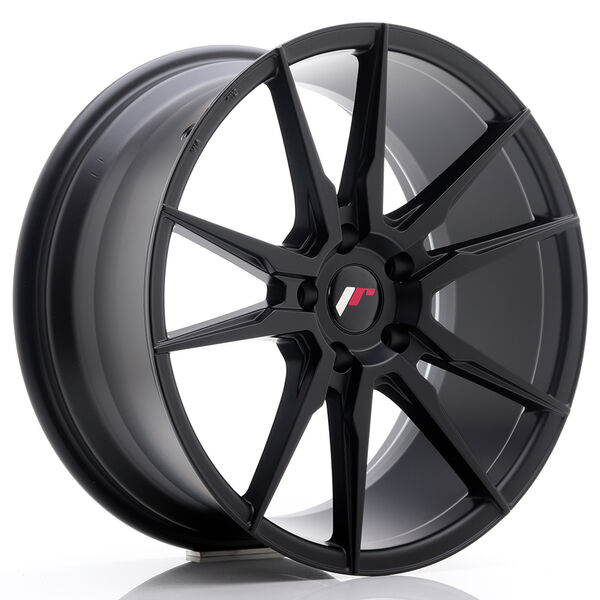 JR Wheels JR21 19x8,5 ET35 5x120 Matt Black