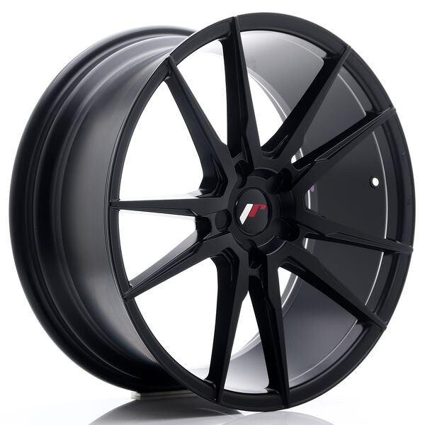 JR Wheels JR21 20x8,5 ET40 5H BLANK Matt Black