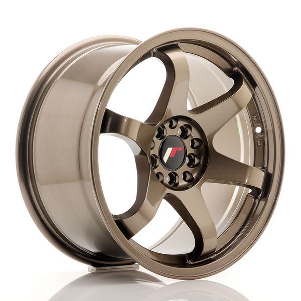 JR Wheels JR3 17x9 ET35 5x100/114 Bronze