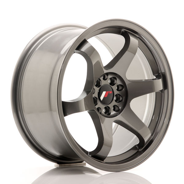 JR Wheels JR3 17x9 ET35 5x100/114 Gun Metal