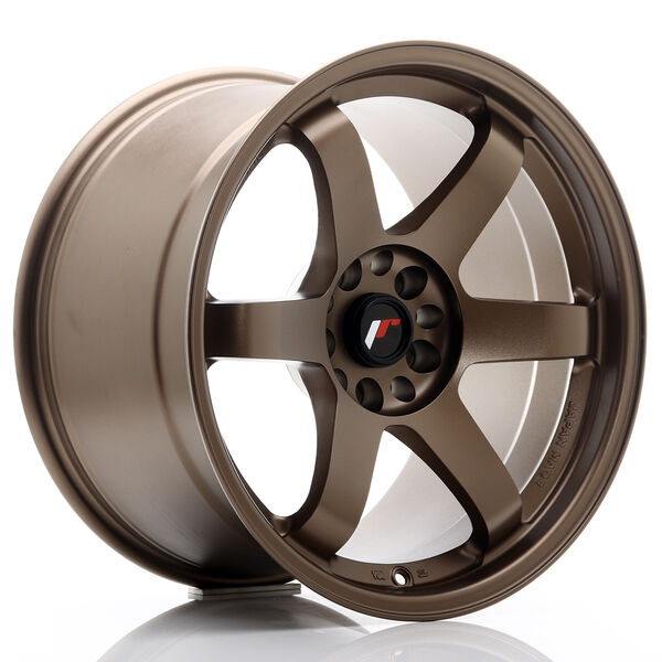 JR Wheels JR3 18x10,5 ET15 5x114,3/120 Dark Anodized Bronze