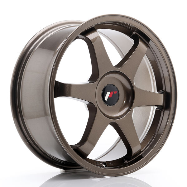 JR Wheels JR3 18x8 ET35-45 BLANK Bronze