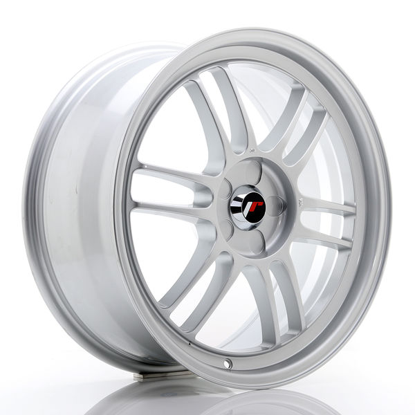 JR Wheels JR7 19x8,5 ET35-42 5H BLANK Silver